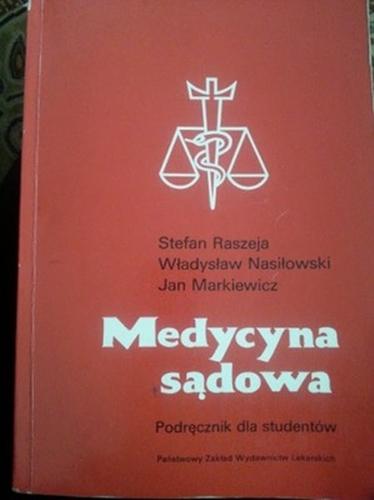 Medycyna sądowa. Podręcznik dla studentów Image